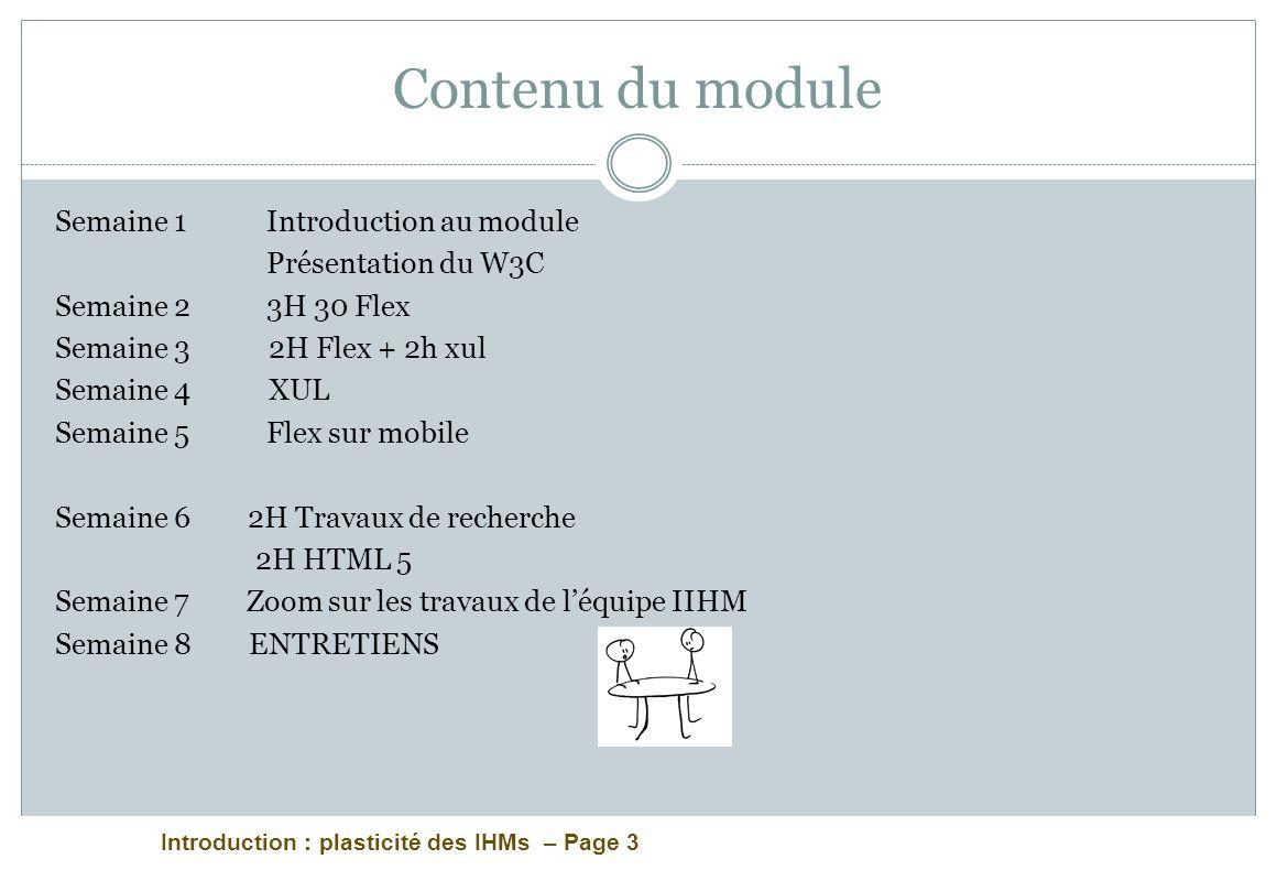 Introduction : plasticité des IHMs – Page 14 State of the Art: Dilemma - Cost vs.