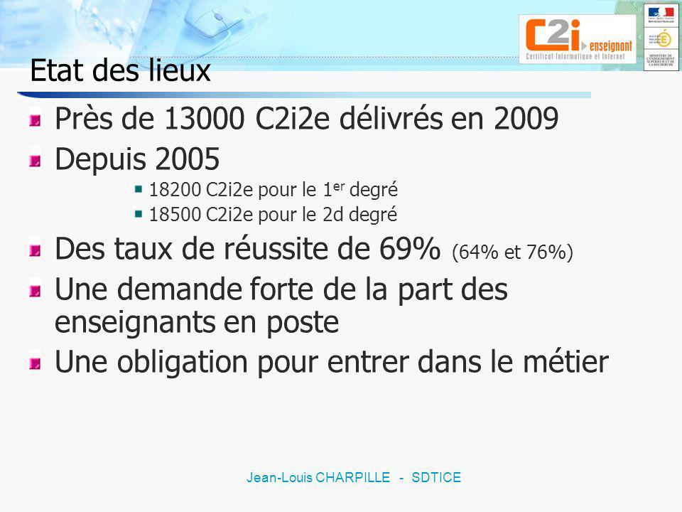 20 Jean-Louis CHARPILLE - SDTICE Bon séminaire