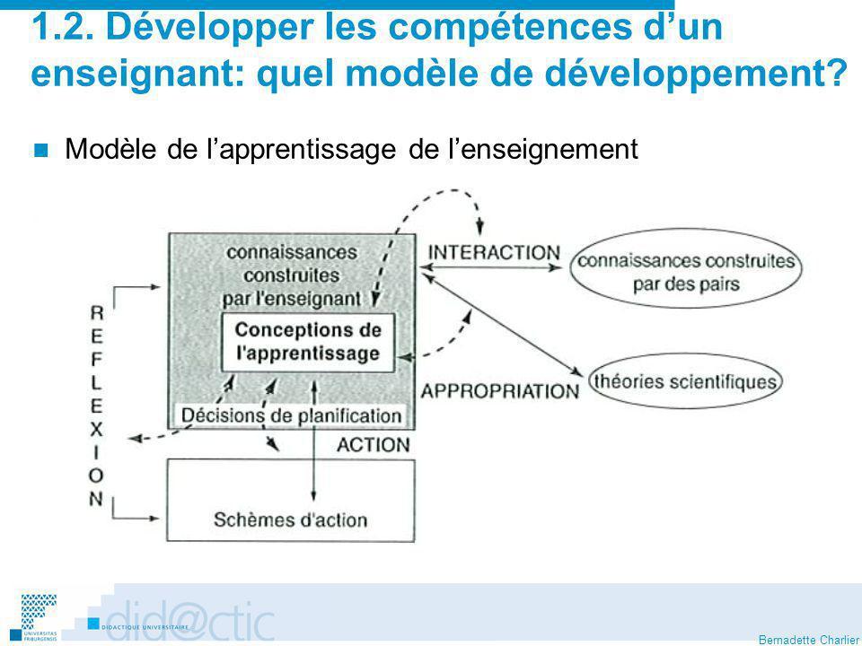Bernadette Charlier 3.Réalités et effets DES-TEF (N.