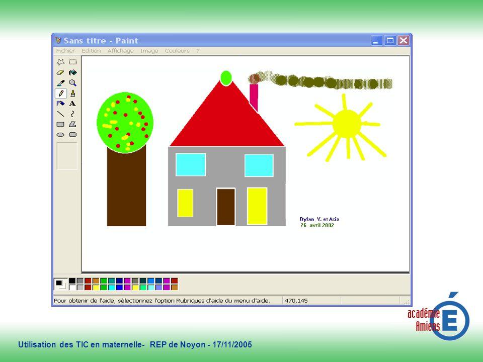 2/11/2005 3.Projets utilisant les TIC : la création dalbum Lobjectif prioritaire est le développement de la maîtrise du langage, notamment lexpression orale et lexpression écrite.