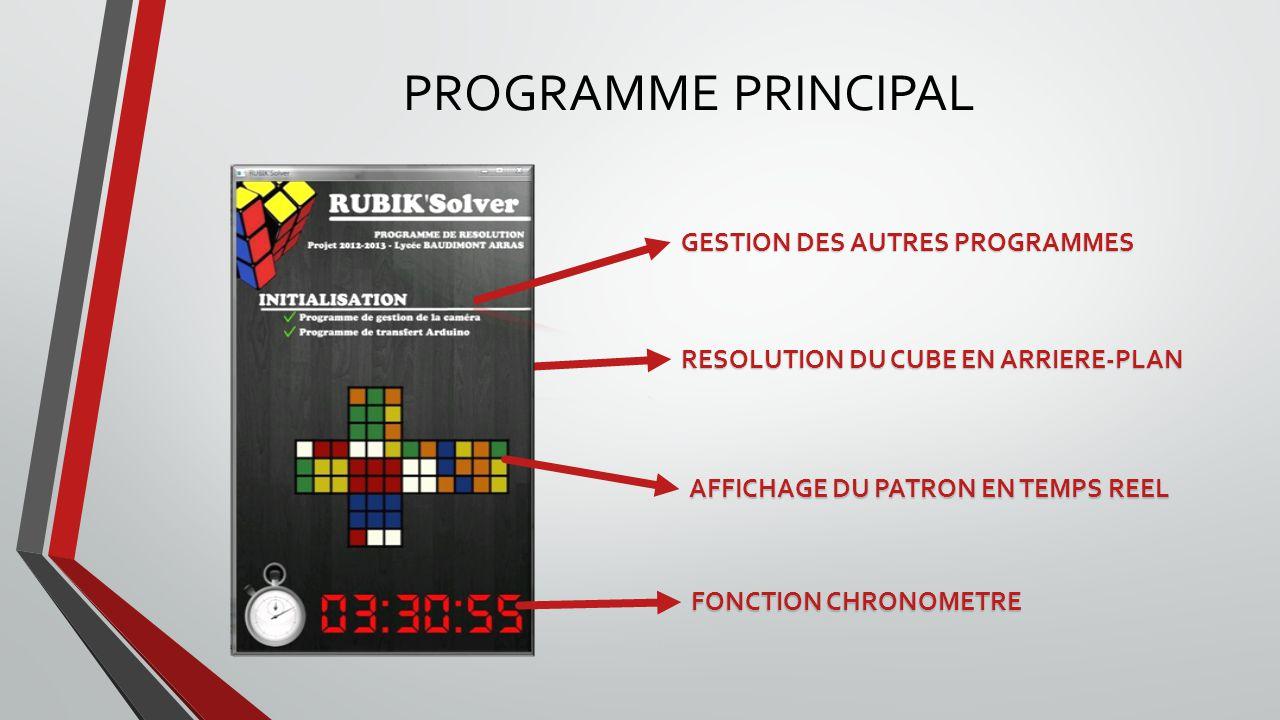 CONCEPTION LOGIQUE DE RESOLUTION