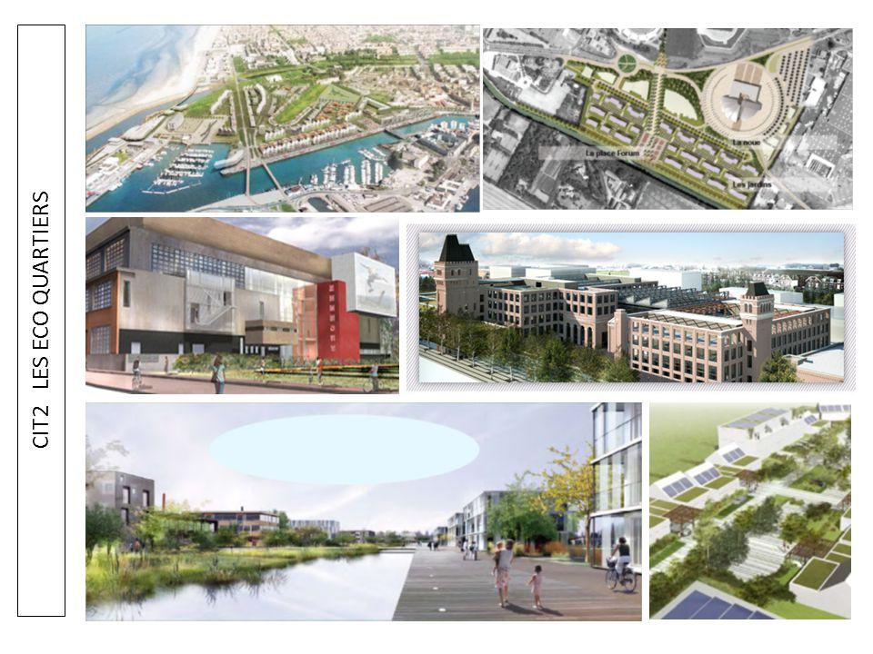 Premier travail sur les éco quartiers : Pourquoi ce thème .