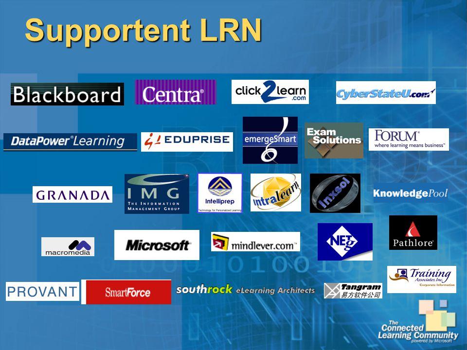 Supportent LRN