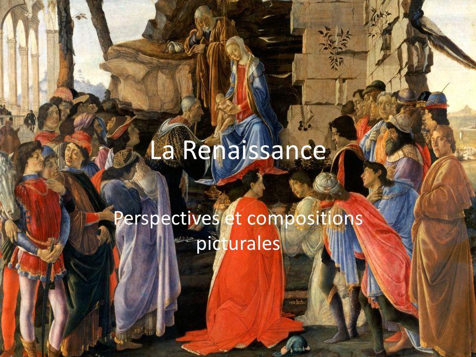 La Renaissance Perspectives et compositions picturales