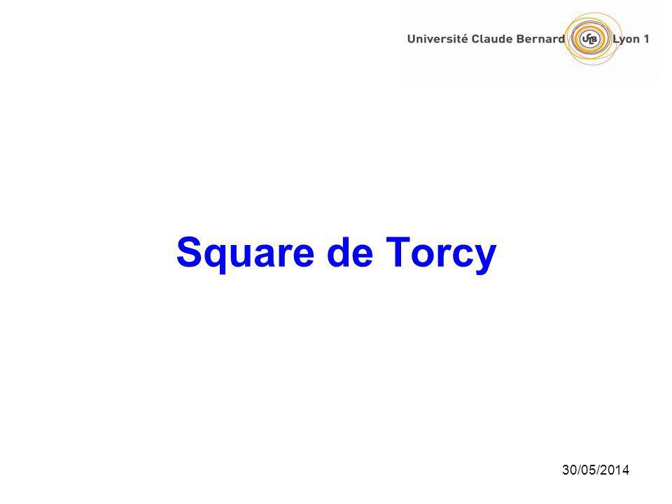 Square de Torcy
