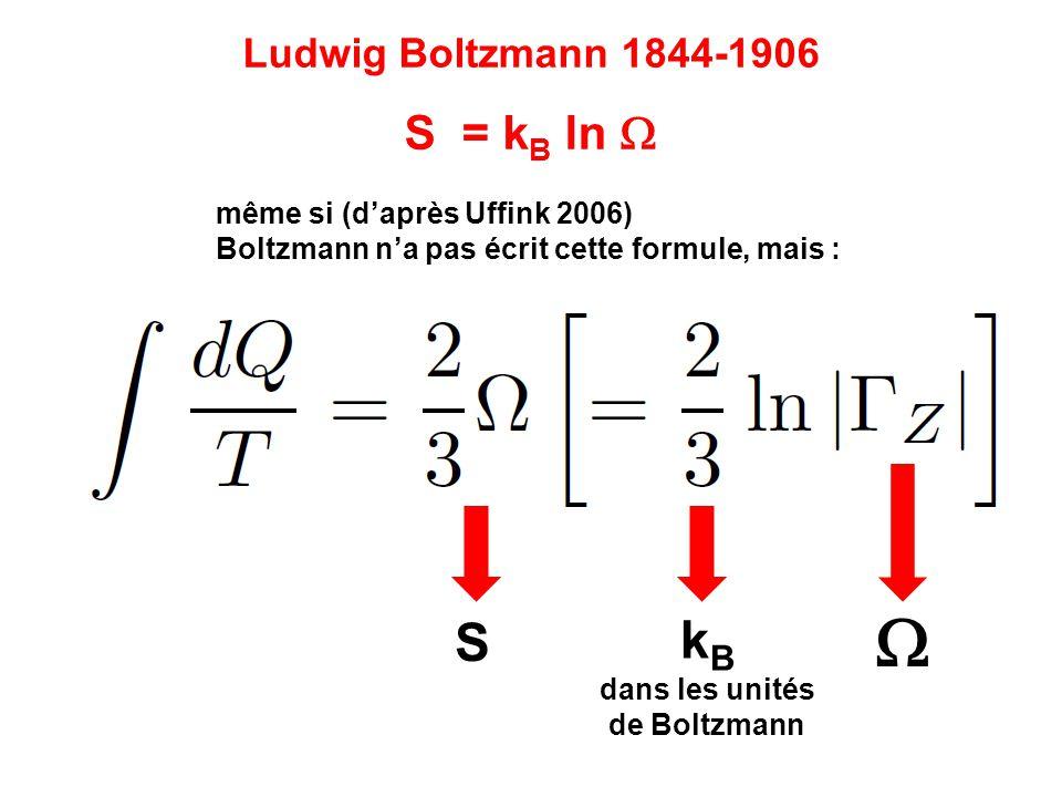 Ludwig Boltzmann 1844-1906 Cédric Villani interviendra pendant le cours du 14 mars 2012