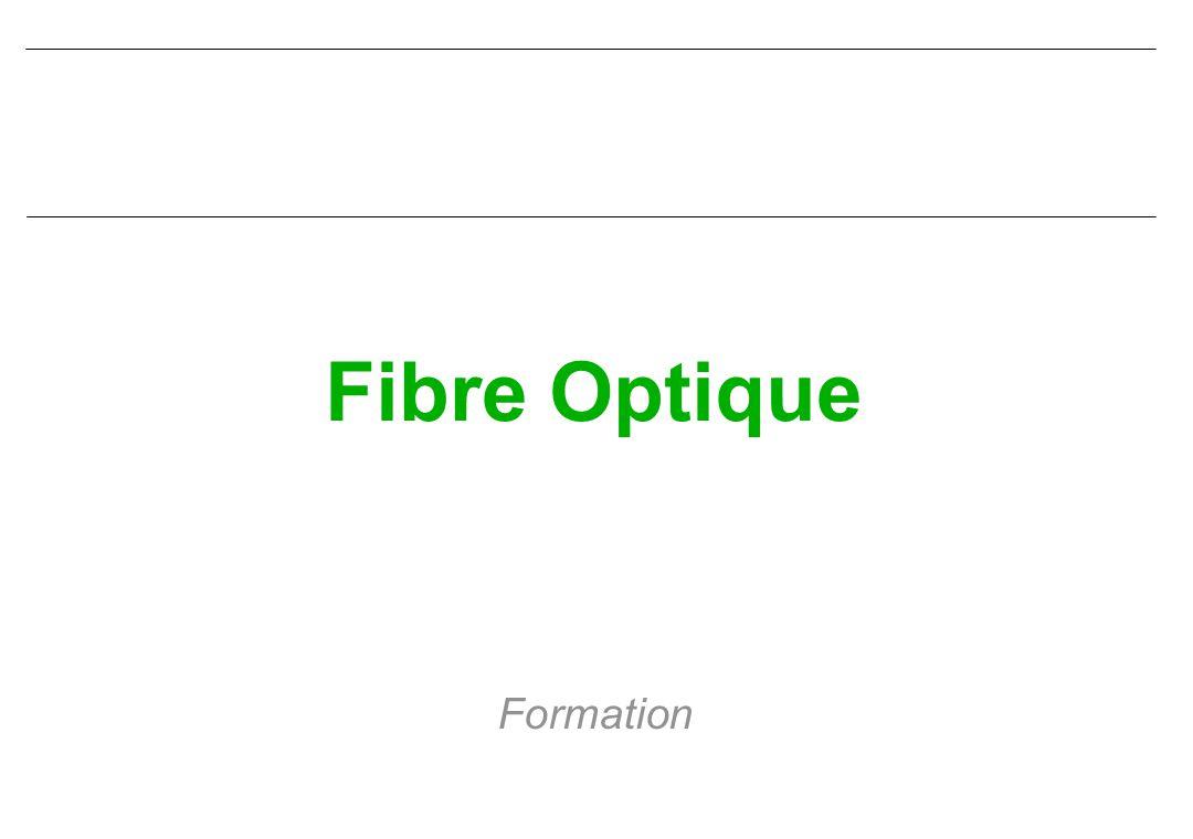 Fibre Optique Formation