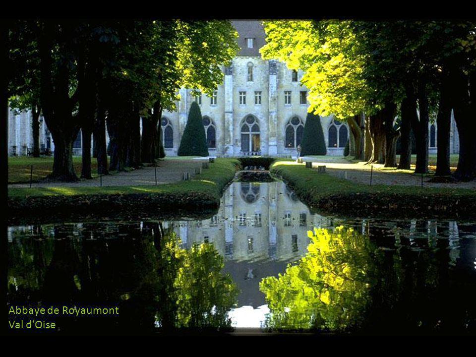 Abbaye de Royaumont Val dOise