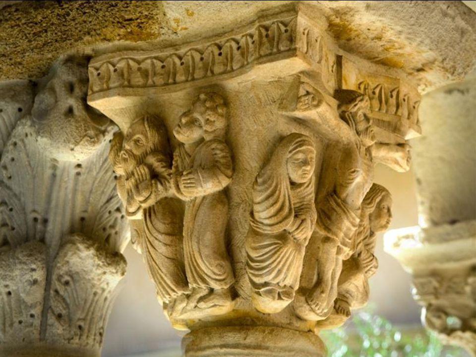 Abbaye St Donat sur lHerbasse Drôme