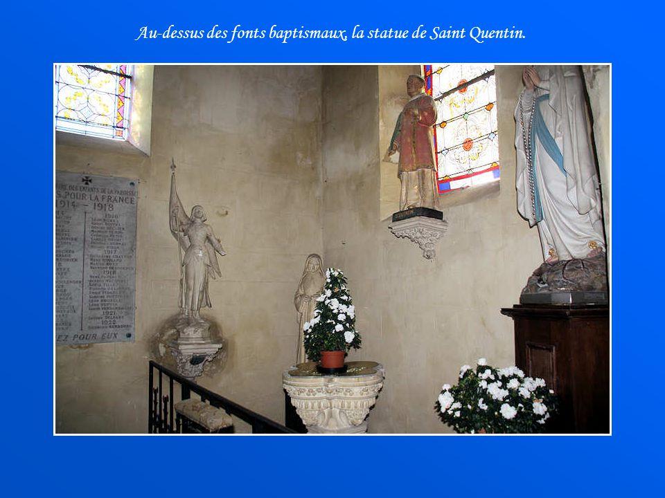 Le « Saint Jérôme », toile du XVIIe siècle, est classée et inscrite au patrimoine mobilier, en 1981.