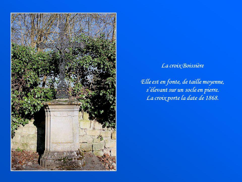En 1877, Camille Corot achète cette maison de village pour le caricaturiste, Honoré Daumier, alors dans la gêne.