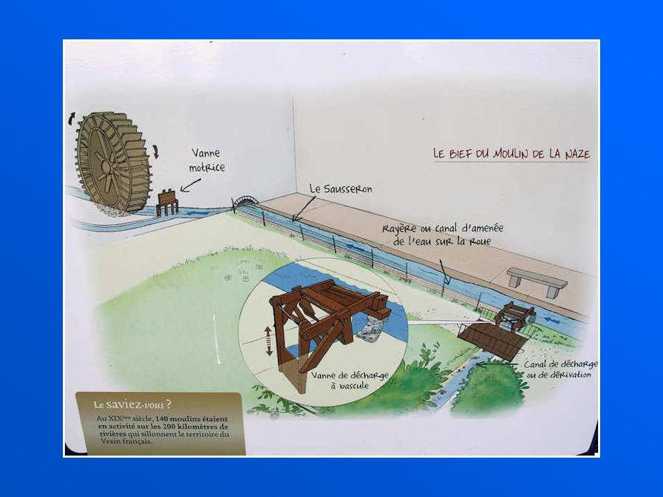 Le moulin de la Naze