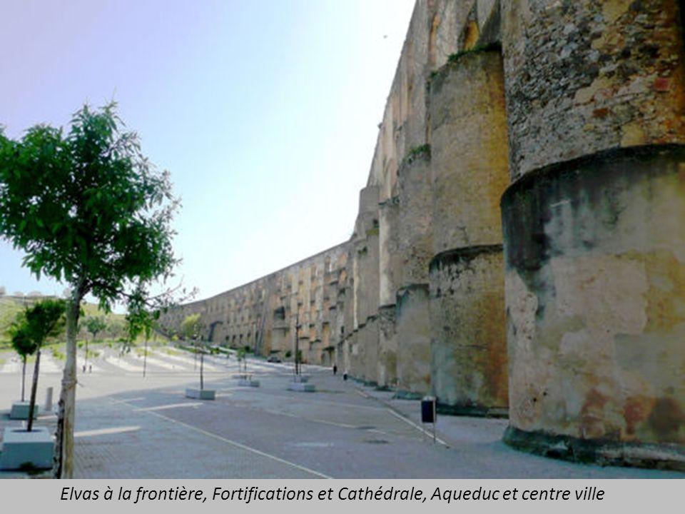 Marvao (en photo) et Castelo de Vide dans les hauteurs de l Alentijo