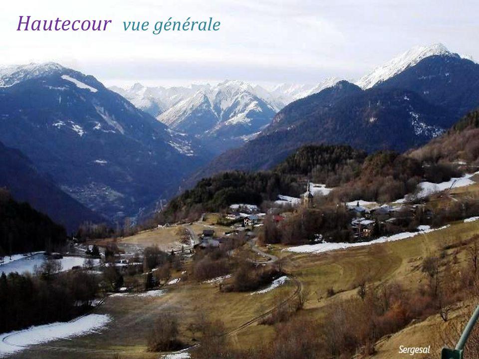Saint-Bon le village