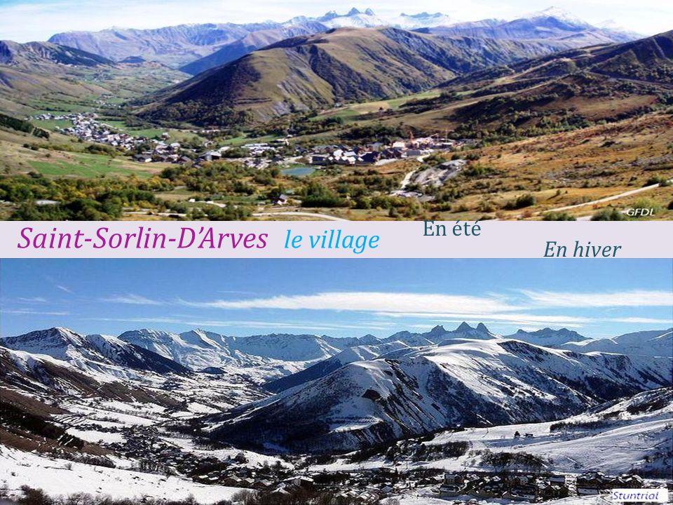 Saint-Michel-de-Maurienne la ville