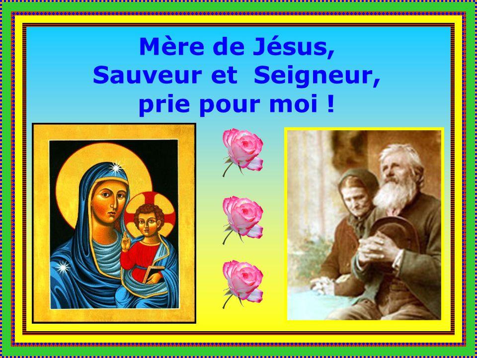 Mère de Jésus Emmanuel, prie pour moi. A M E N Marie, daigne accepter les prières que je te fais maintenant: