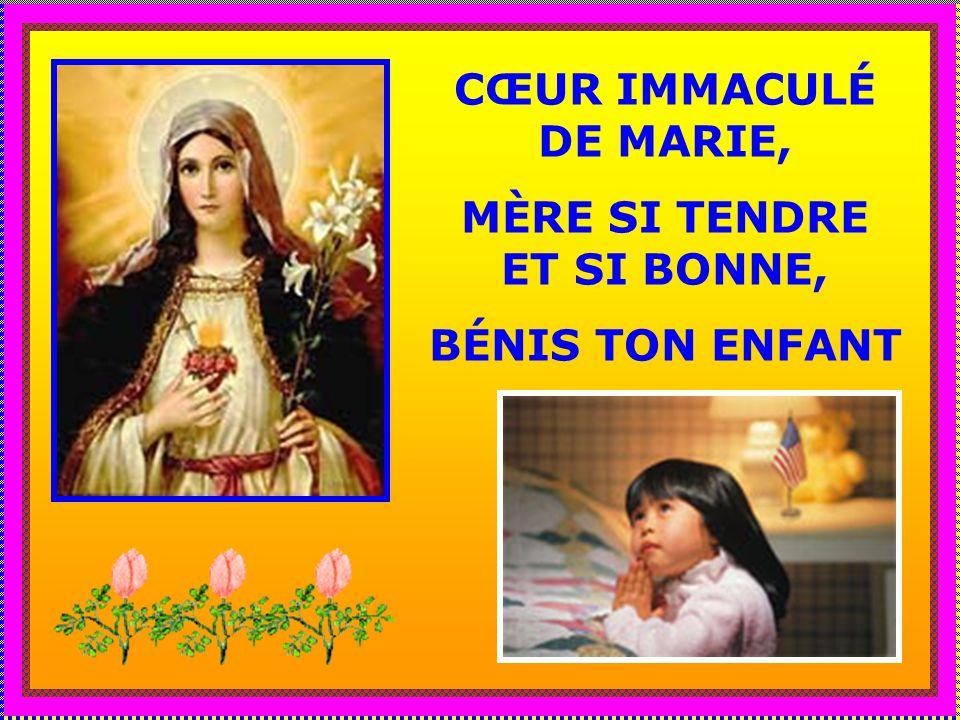 Marie, Reine des anges et des saints, Marie, Porte du ciel, prie pour moi et pour mes frères et sœurs.