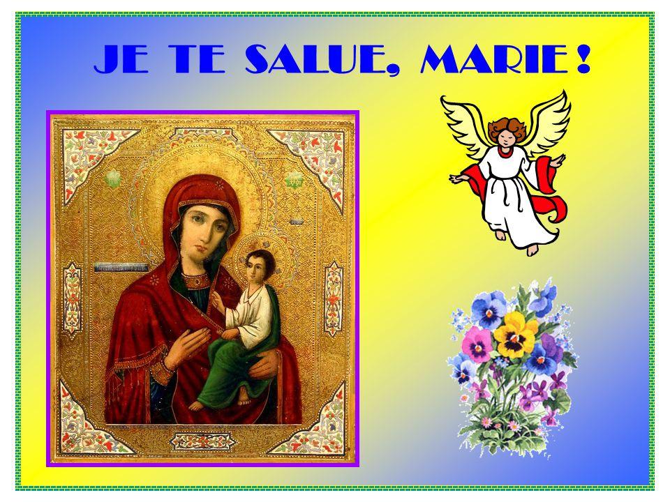Mère de Jésus Emmanuel, prie pour moi.