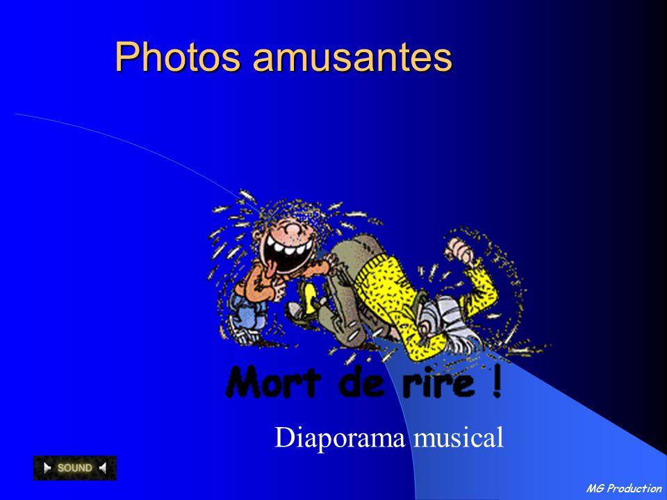 MG Production Photos amusantes Diaporama musical