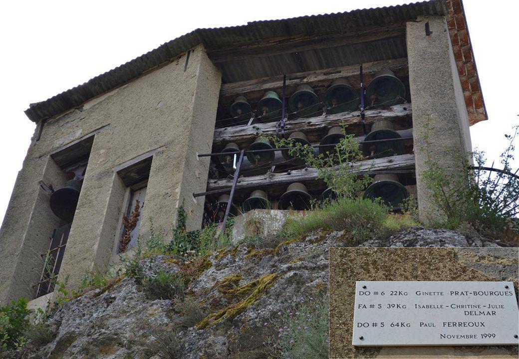 Déjà en 1939, on désignait cet édifice, sous le nom de Notre-Dame de la Paix, en confiant Aux cloches la tâche de protéger la ville contre le Tir du canon.