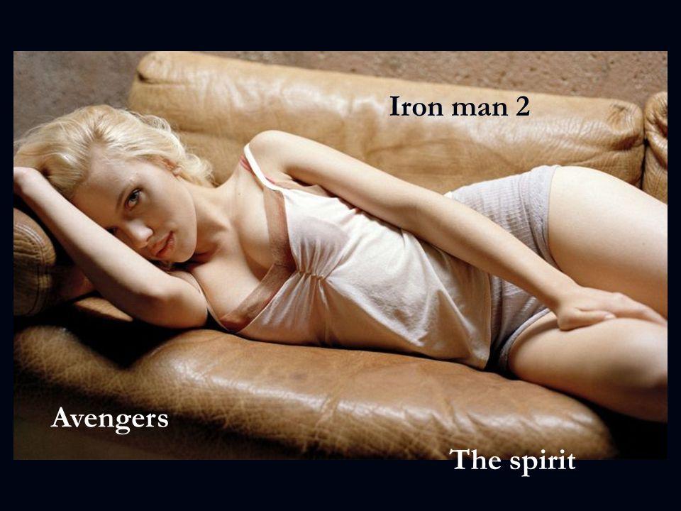 Scarlett JOHANSSON Actrice