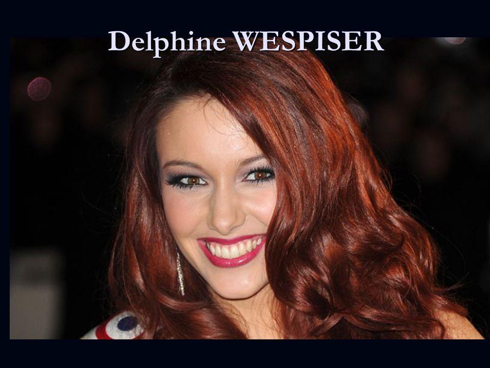 Delphine WESPISER