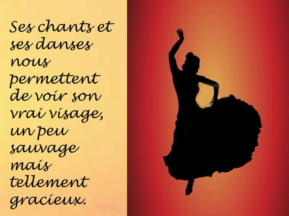 Par son origine et la culture des Gitans, le flamenco est avant tout une façon de vivre et de sexprimer.