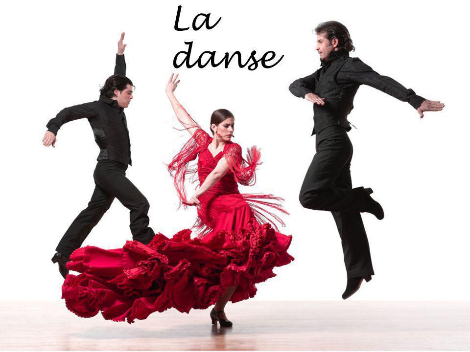 On compte environ cinquante types de flamenco