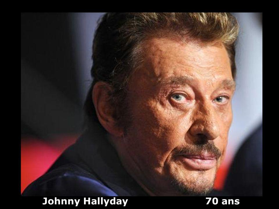 Johnny Hallyday (1943 )