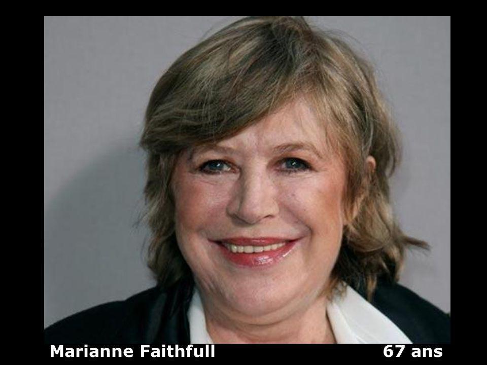 Marianne Faithfull (1946)
