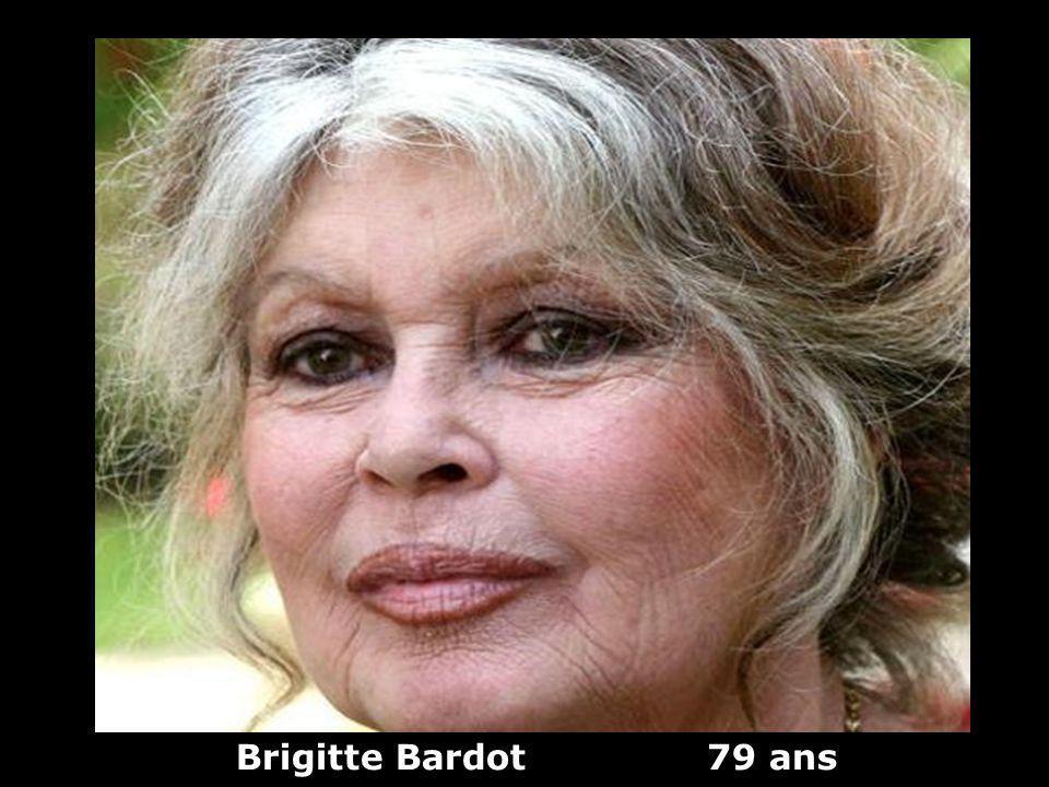 Sophia Loren 79 ans