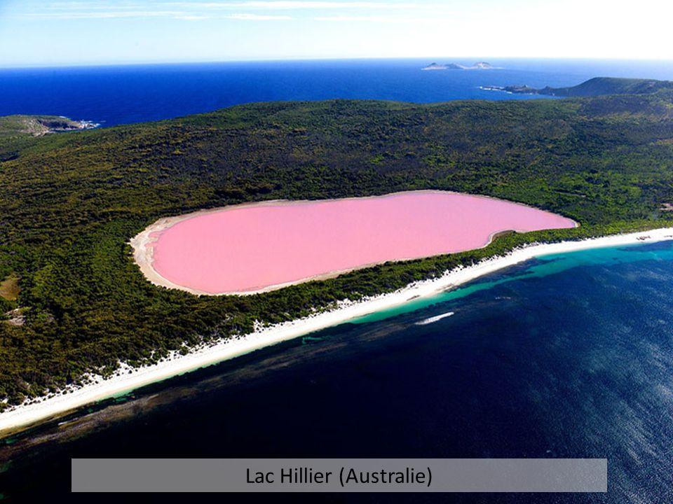 Lac Hillier (Australie)