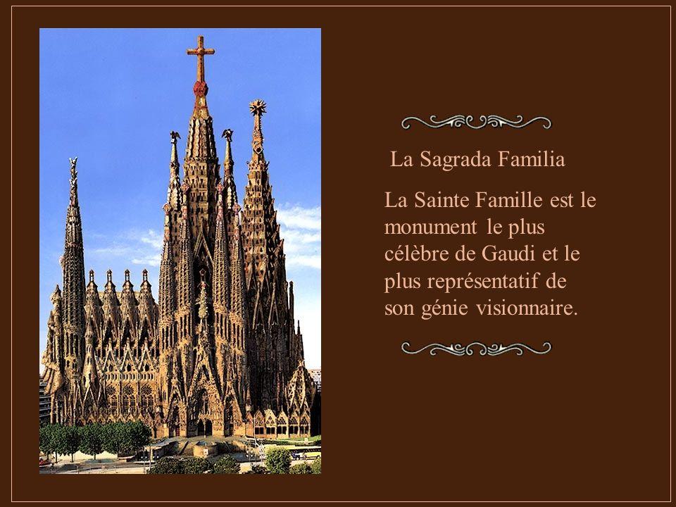 Antoni Gaudi 1852 - 1926 Architecte et designer, Antoni Gaudi est né à Reus, en Catalogne. Grand designer, il a créé, en étroite collaboration avec le