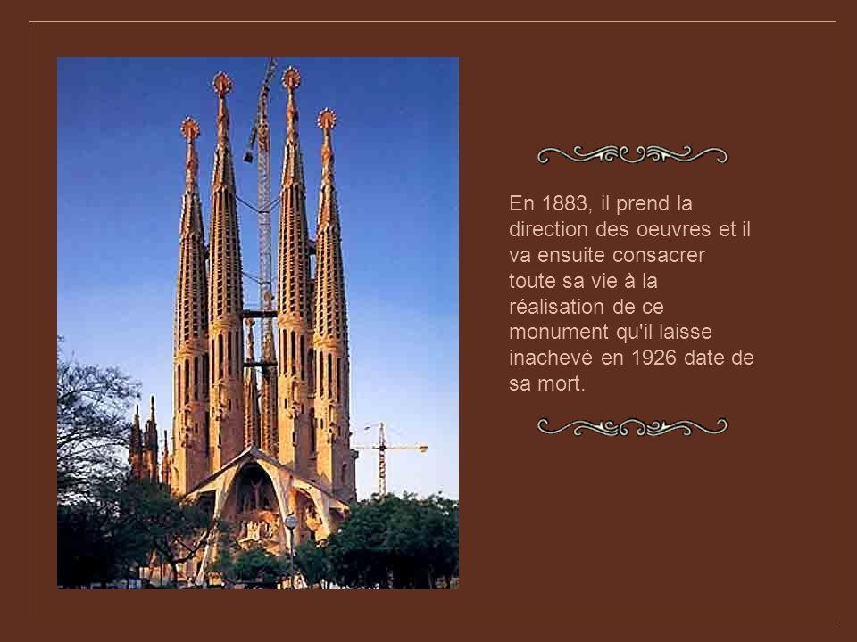 En outre, l informatique va permettre de mieux interpréter les grandes maquettes élaborées par Gaudi, grâce à un logiciel industriel.