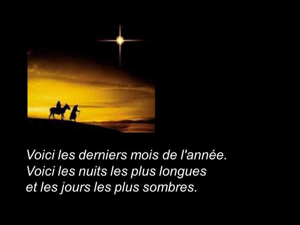 Allume une lumière Daprès un texte de J.M. Bedez Et un chant de de J.N. Klinguer et P. Richard Arrangements : Christian Hertsens Création du diaporama
