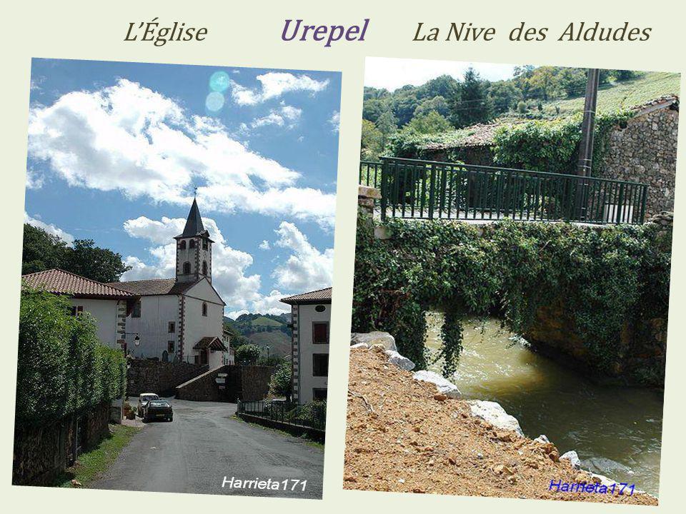 Urepel la vallée des Aldudes