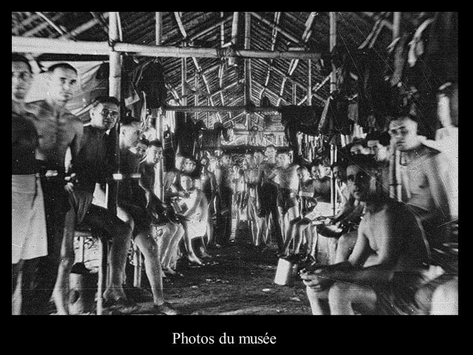 Suite 1939-1945 Les soldats morts au service de leur pays, pour la liberté se trouvent enterrés ailleurs en Thaïlande._