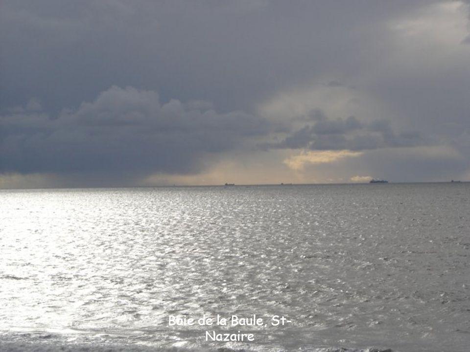 Baie de la Baule, St- Nazaire