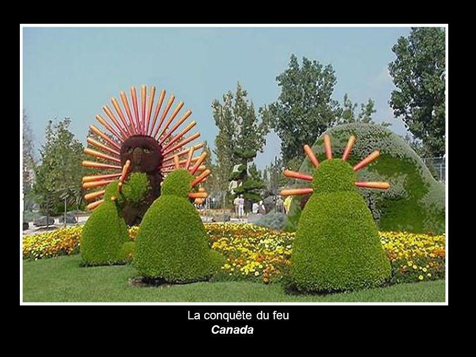 L allée des cathédrales Canada