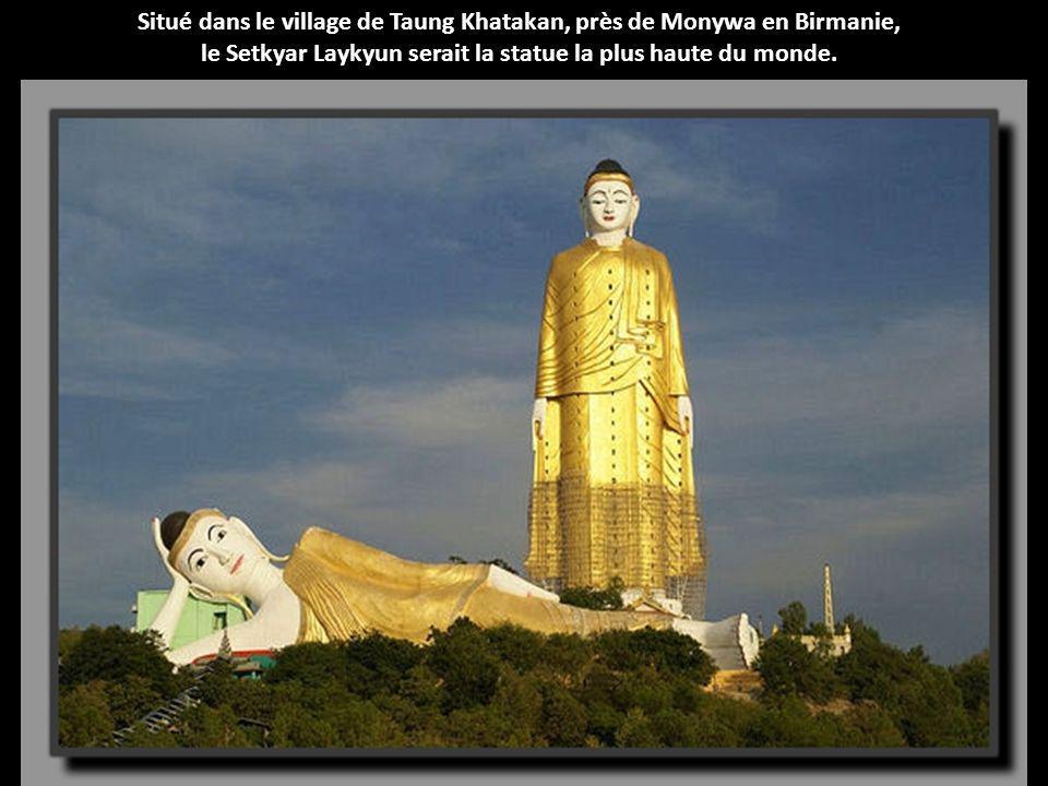 Les statues les plus monumentales du monde Un tour du monde de ces géants de pierre, d'or ou de bronze, élevés par les hommes pour honorer leurs dieux