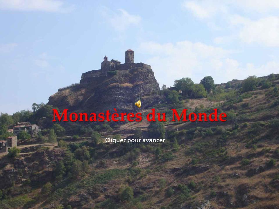 Monastère dAgias Triadas Grèce