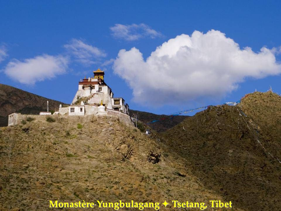 Monastère Yungbulagang Tsetang, Tibet