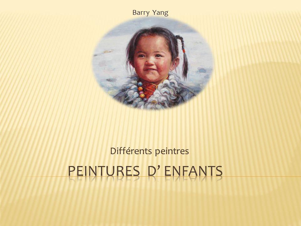 Différents peintres Barry Yang