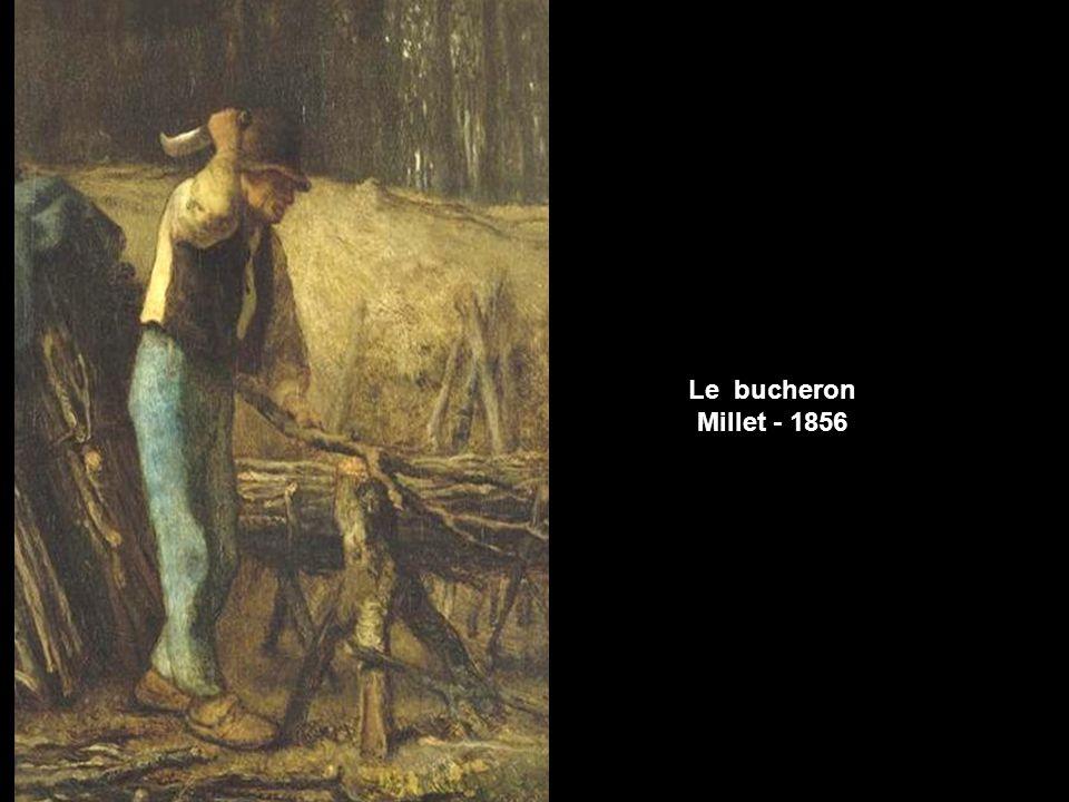 Van Gogh, tenta huit toiles du semeur de Millet avant dabandonner comme son frère Theo lui avait suggéré Je quitte parce que je narriverai jamais à la