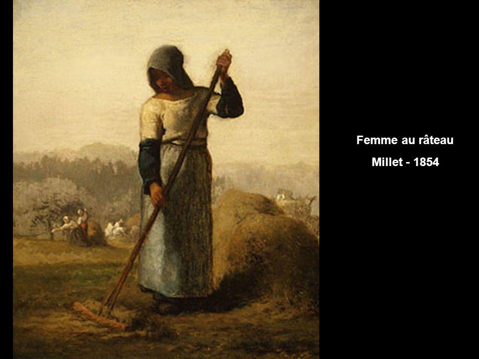 Van Gogh na pas avoué immédiatement quil copiait Millet, contrairement à Delacroix qui lavait fait pour Rubens, Manet,Degas et Velazquez.