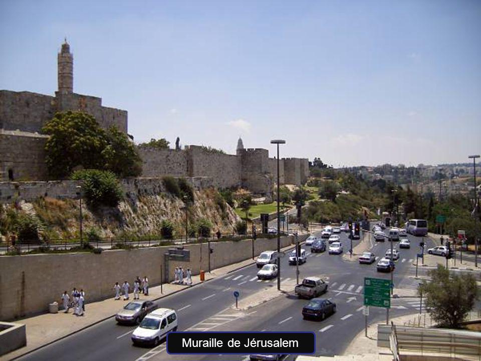 Muraille de Jérusalem