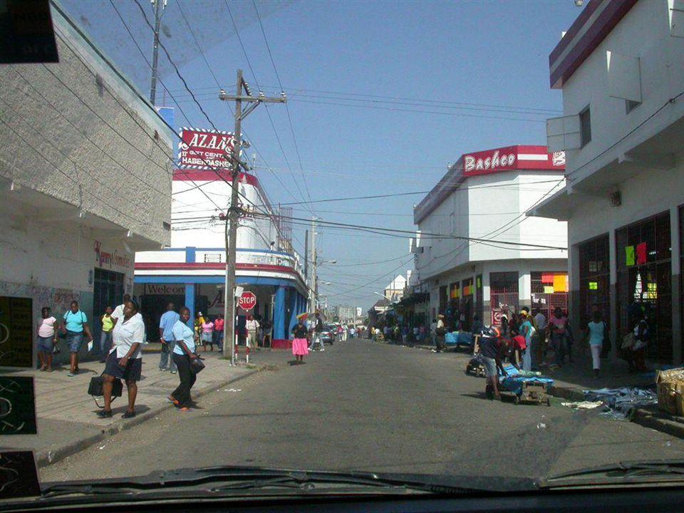 Kingston (capitale)