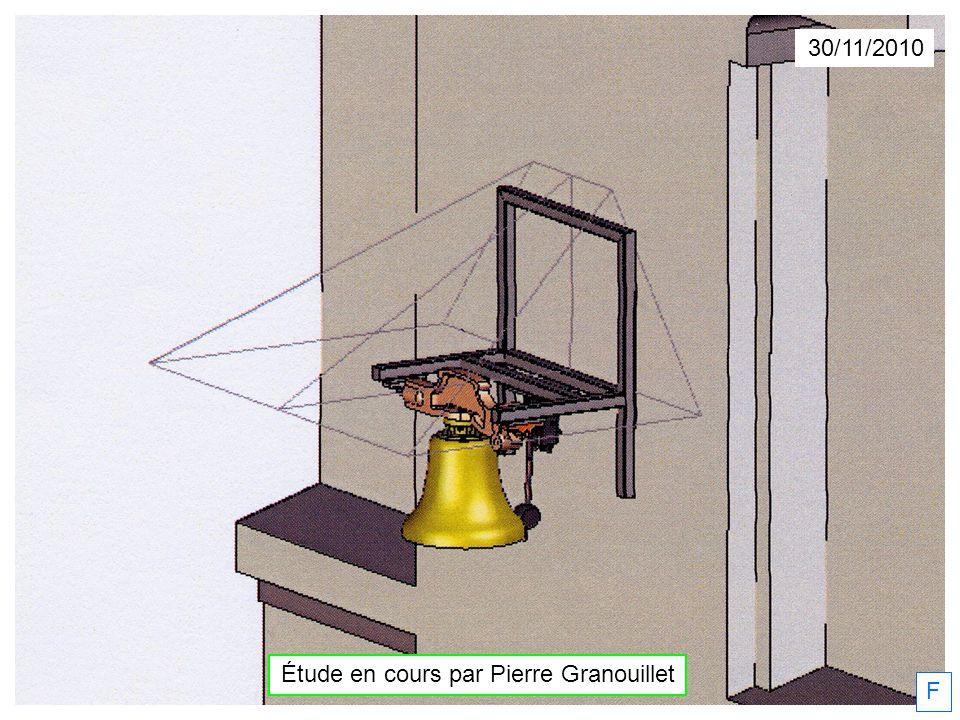 F 30/11/2010 Étude en cours par Pierre Granouillet