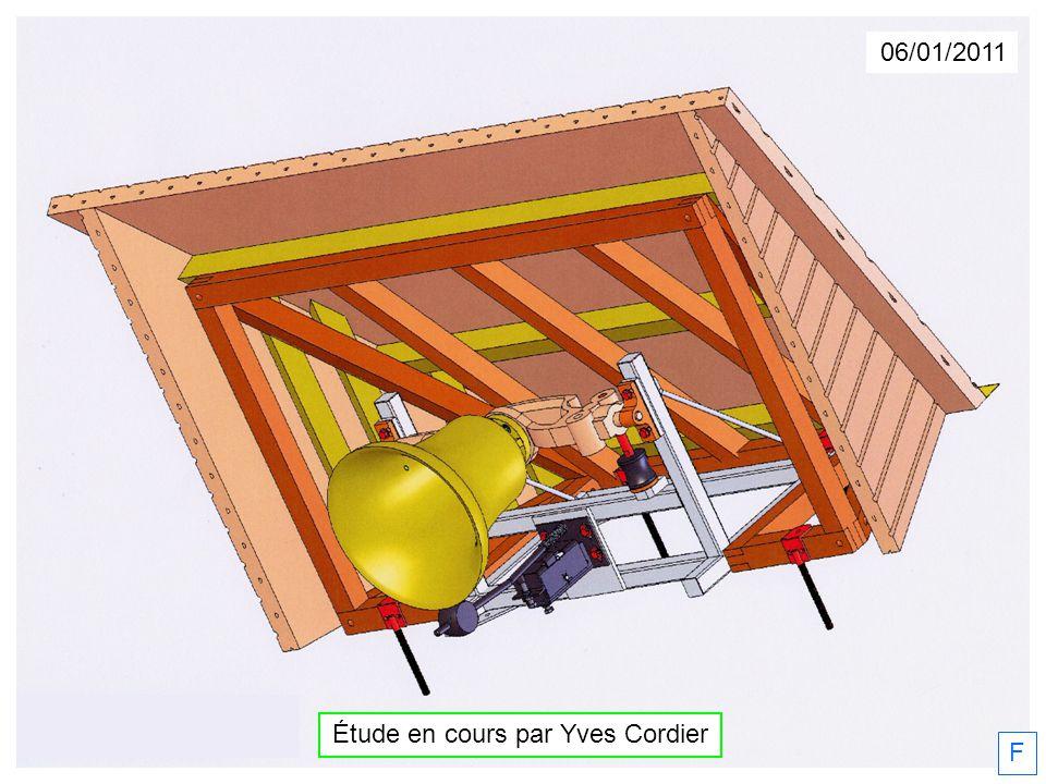F 06/01/2011 Étude en cours par Yves Cordier