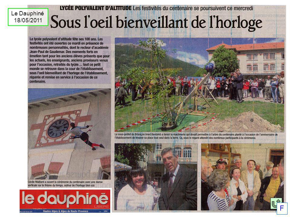 Le Dauphiné 18/05/2011 F